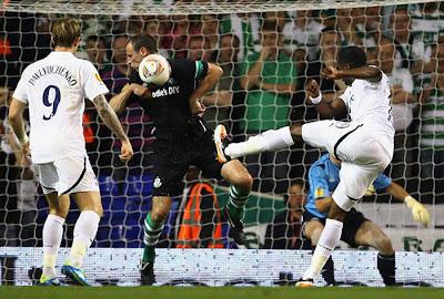 Tottenham Hotspurs 3 - 1 Shamrock (2)