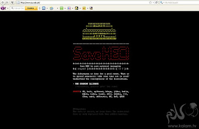 519450b44ec68047135aac4551b0004d - Punjab University website hacked