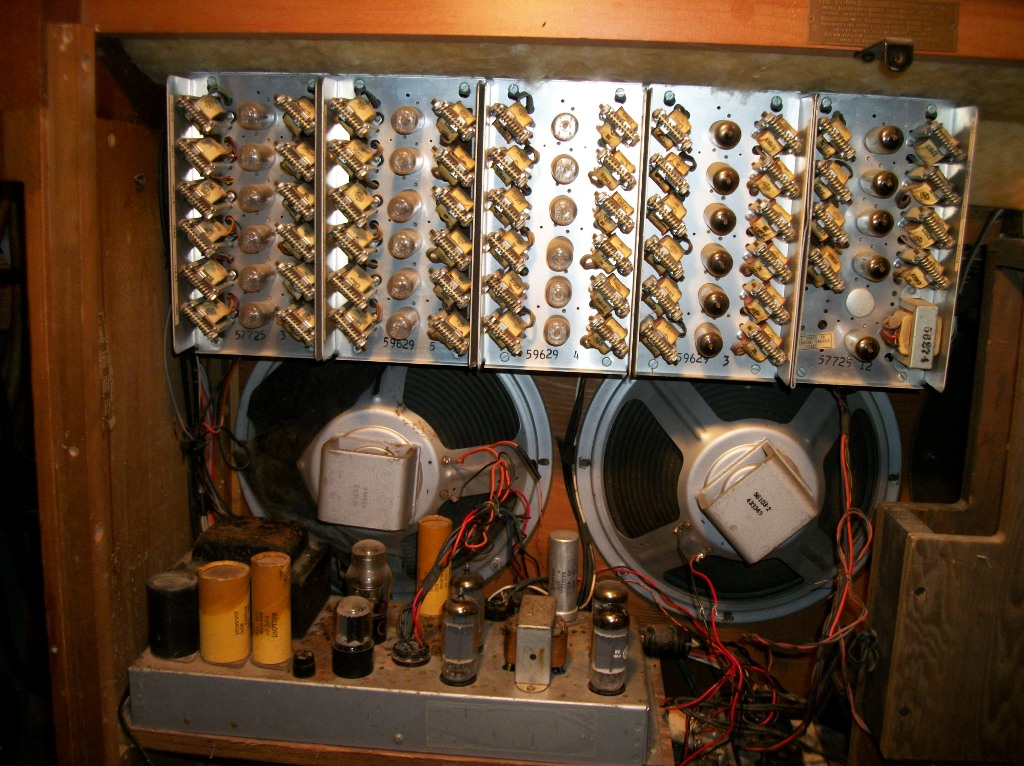DIY Guitar amp Amp Donor Organ 4