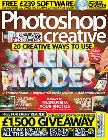 Photoshop Creative Magazine Issue 122 2015