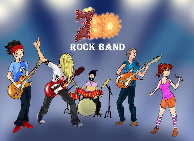 [7BD] Le 7BD Rock Band de juin