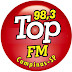Ouvir a Rádio Top FM 98,3 de Campinas - Rádio Online