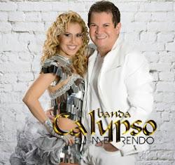 CD Banda Calypso Eu Me Rendo