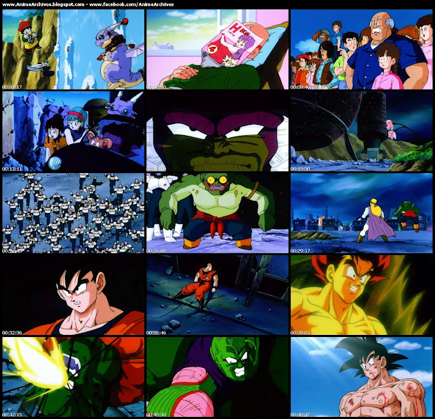 Dragon Ball Z Pelicula 4