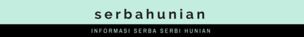 serba-serbi hunian