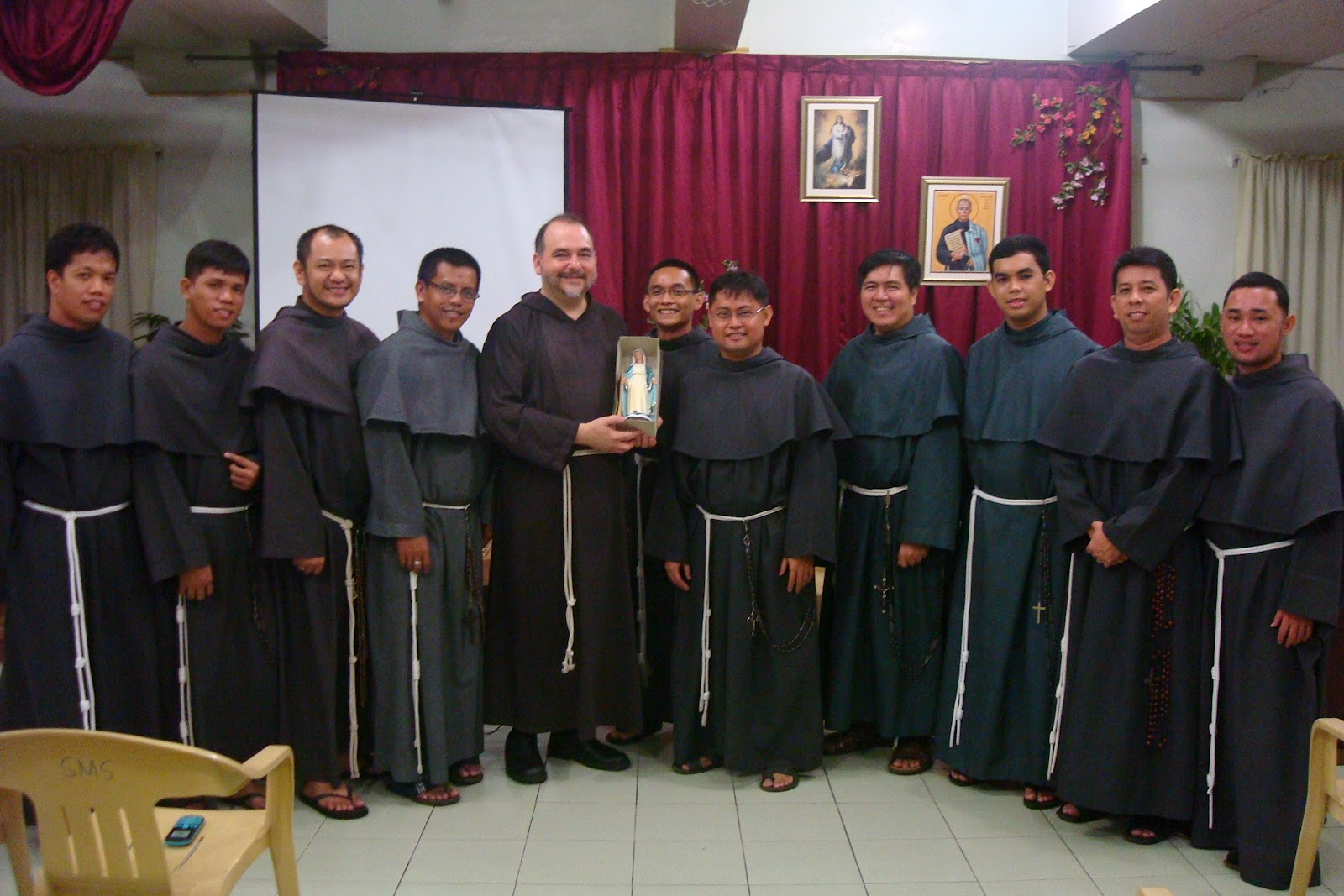 Traditio Guam With The Conventual Franciscans