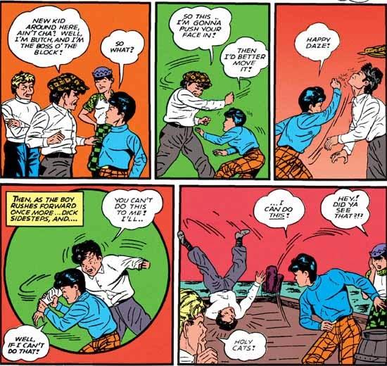 O Diário de Dick Grayson DICKGRAYSON0015C