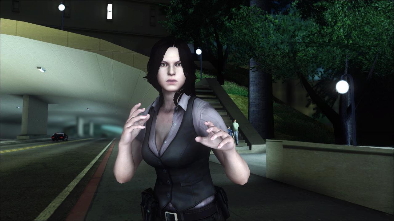 Skin Helena Resident Evil 6 Gta Free Mods
