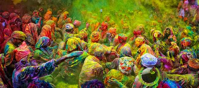 Holi Festival, AS