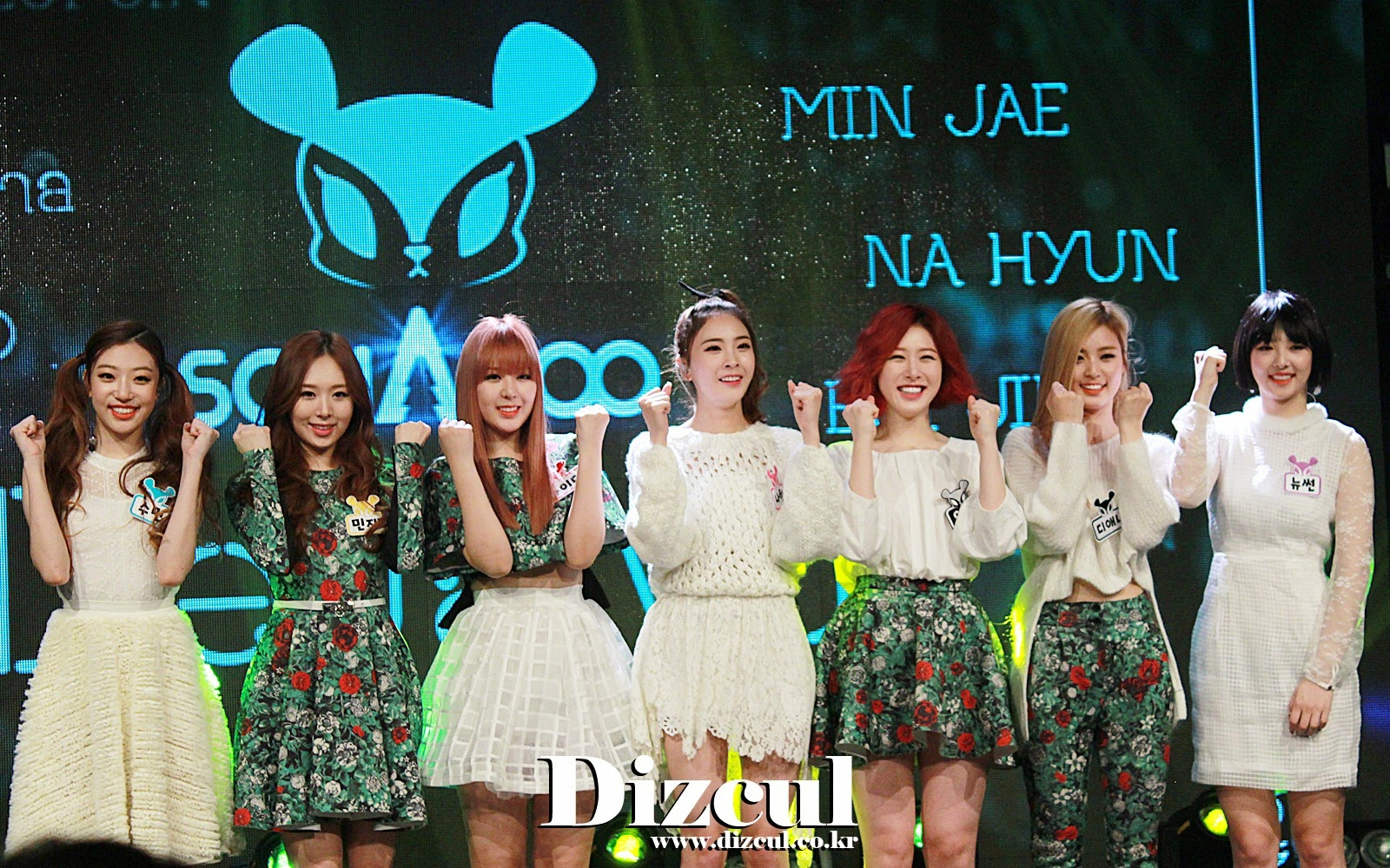 Sonamoo Showcase