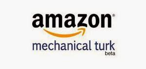 Mechanical turk amazon