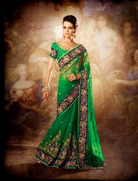 Traditional Luxury Designer Sarees
