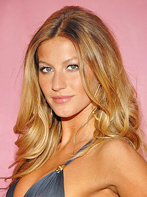 Fotos da Top Model Gisele Bündchen