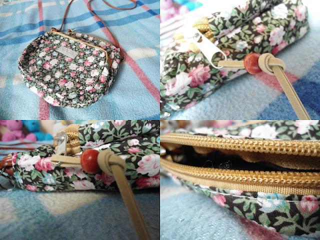 NEW IN - Flower Bag