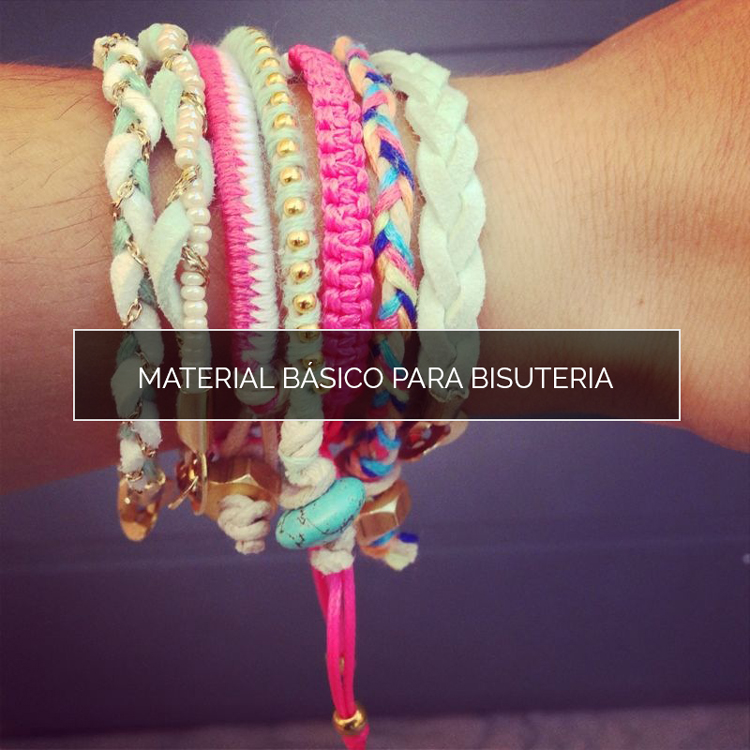 material bisuteria, que necesito para hacer pulseras, material basico pulseras, como hacer pulseras, como hacer collas, material para collares, iniacion bisuteria, que comprar para hacer bisuteria, material bisuteria, jewellry, what i need to make jewellry