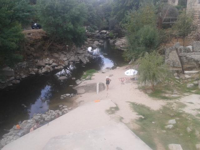 Rio Dão para descansar