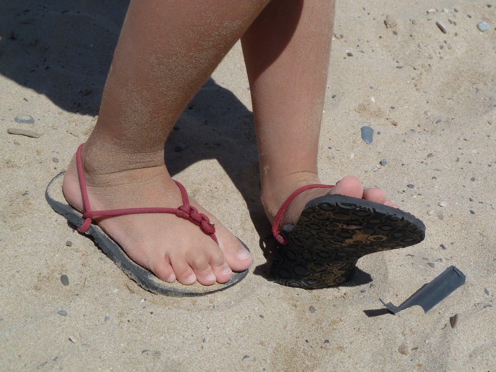 Sandales minimalistes enfant