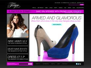 FergieShoes.com Coupons and Deals
