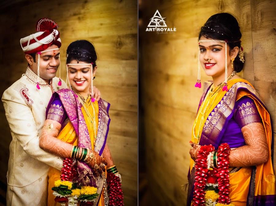 Daily Photo Buzz Maharashtrian Wedding Photographer