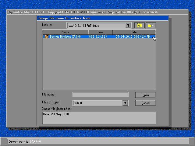 Demikian tutorial membuat system image windows 81, silahkan anda coba praktekan, semoga bermanfaat
