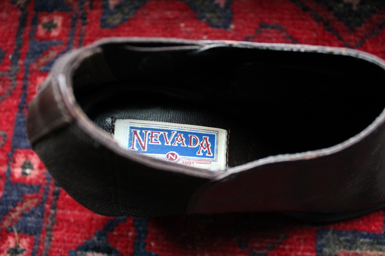 fashion wardens today nevada shoes