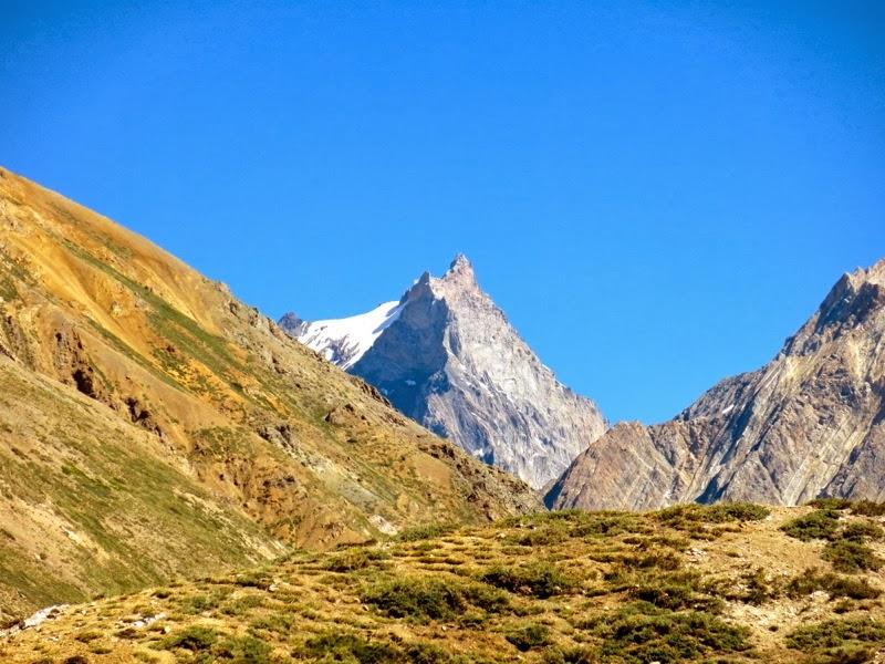 Der legendäre Cerro Chimbote