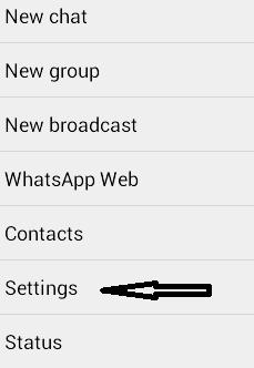 Change Whatsapp Status and Profile Picture