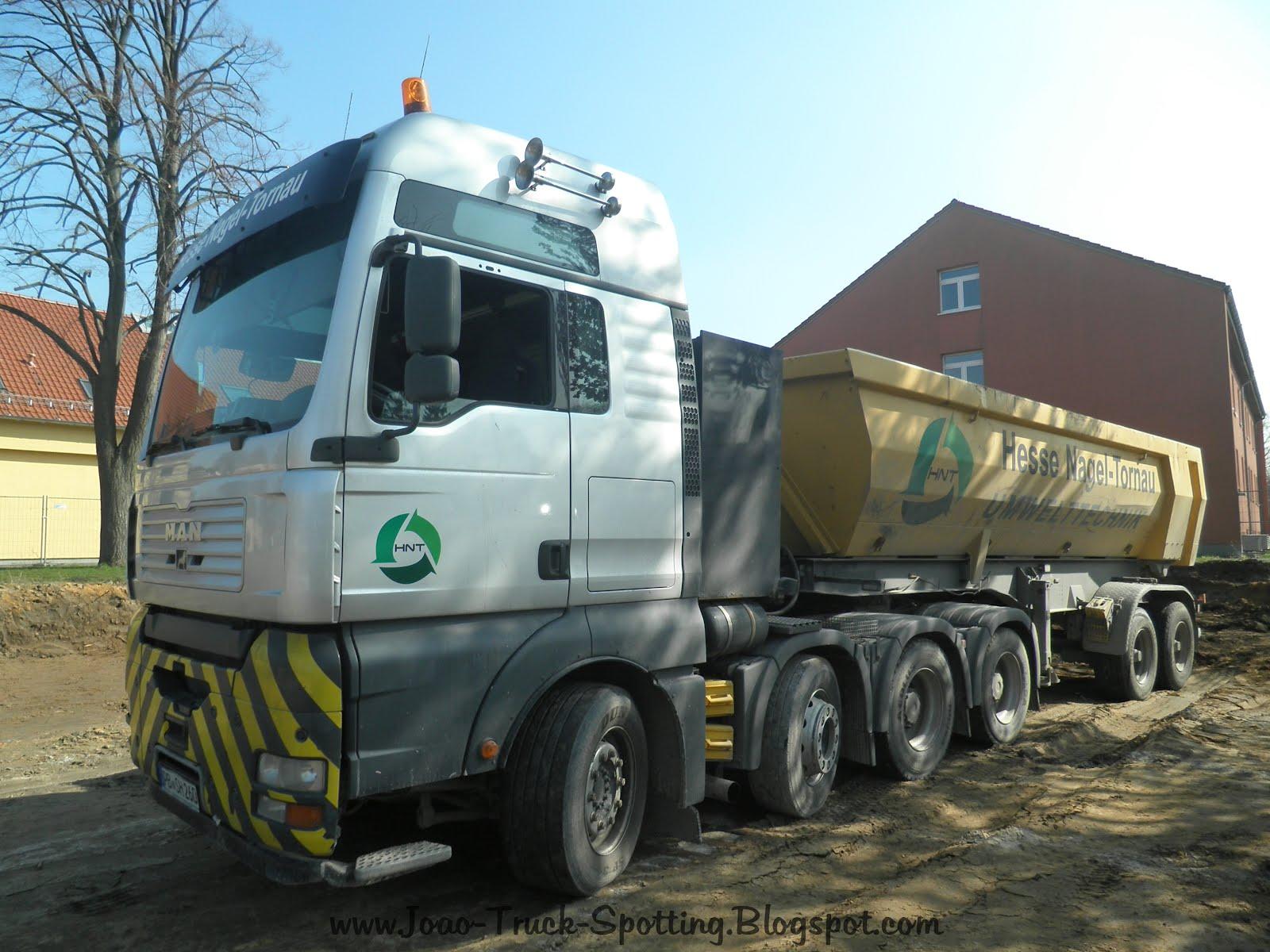 2 Axle Truck : João laurentino truck spotting hesse nagel tornau axle