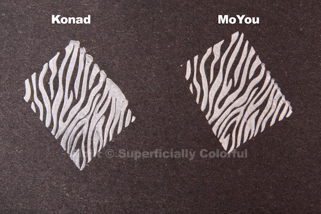 OMG Nails! MoYou stamping Vs. Konad