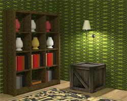 Solucion Neat Sitting Room Escape Guia