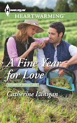 A Fine Year for Love by Catherine Lanigan