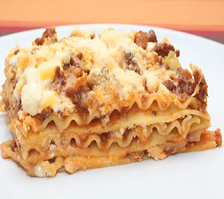 Easy Lasagna II Recipes