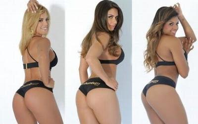 bukanklikunic.blogspot.com - [khusus dewasa] Miss Bumbum, Kontes Pantat Terindah di Brazil
