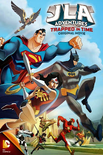 Watch JLA Adventures: Trapped in Time (2014) movie free online