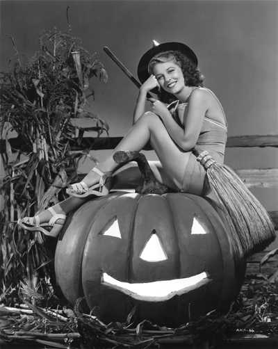 I love these 1940s pin up girls dressed for Halloween. Instant Halloween costume inspiration. Enjoy!  sc 1 st  Retro Kitten Vintage & Retro Kitten Vintage: Halloween Pin Up Girls