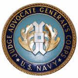 Navy JAG Seal