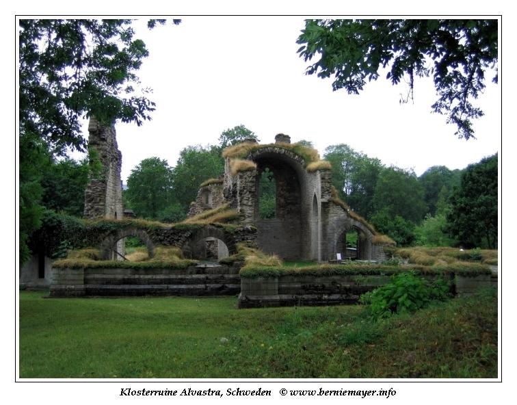Klosterruine von Alvastra