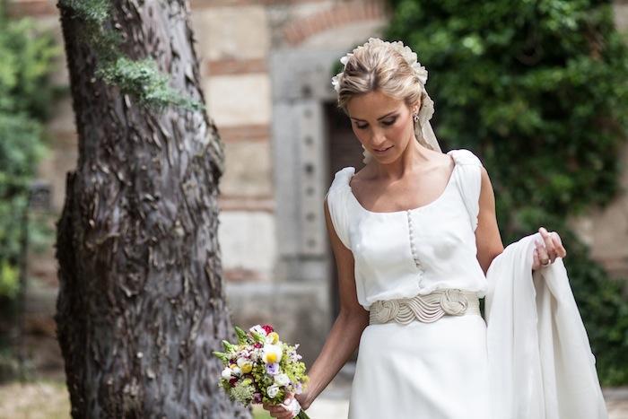 Vestidos de novia isabel hervas