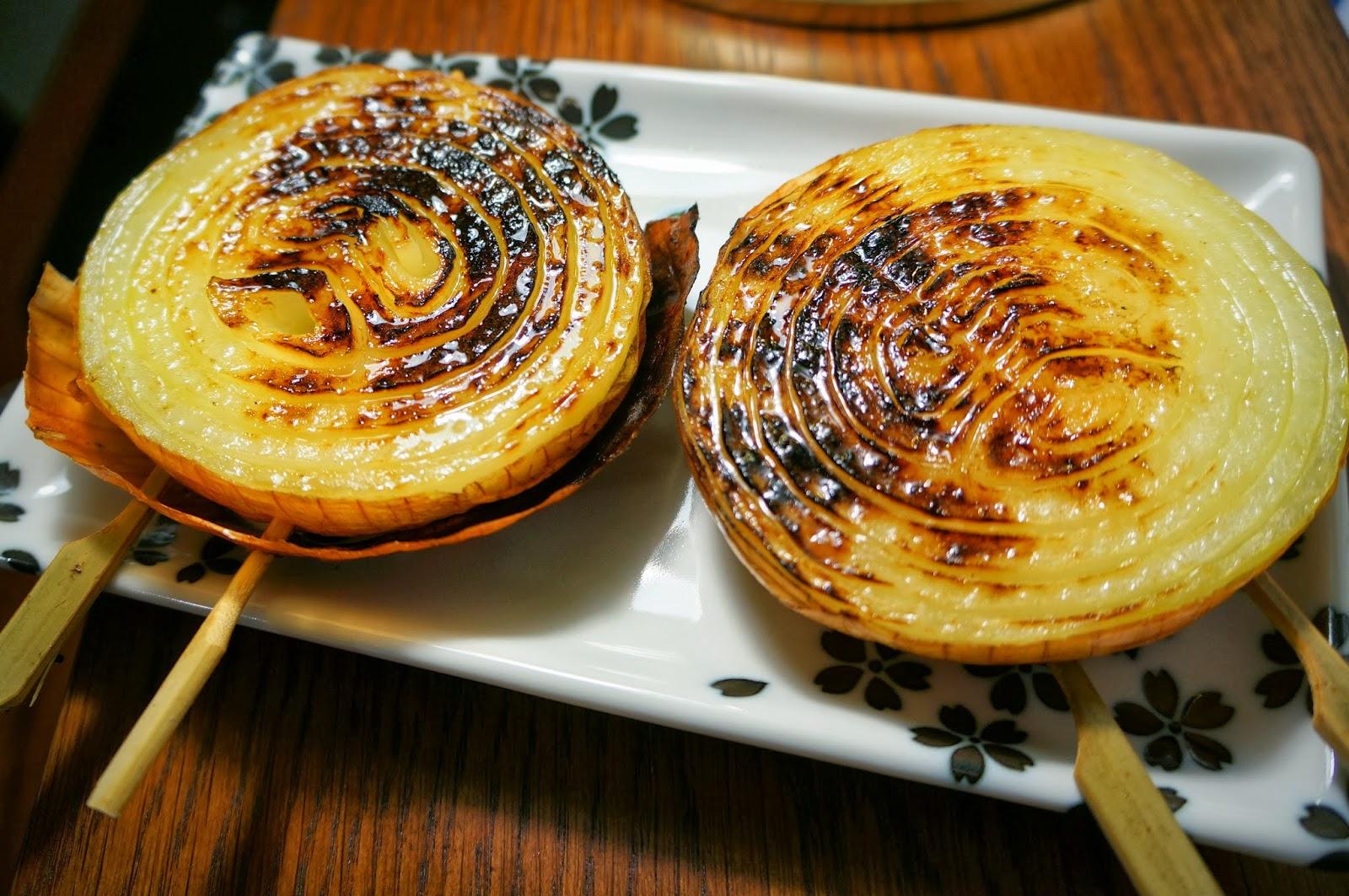 Grilled Onion Recipe — Dishmaps