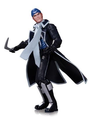 DC Colectibles Suicide Squad Captain Boomerang Figure
