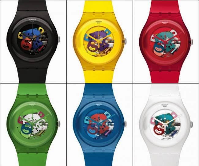 swatch advertising and young adult segment Target market: children as consumers that children as young as two are starting to recognize there is now a whole segment of the marketing industry devoted to.