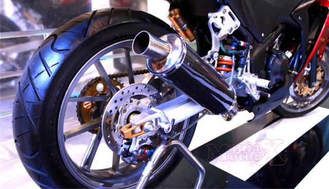 Cara Merawat Knalpot Motor