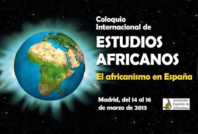 Coloquio Internacional de Estudios Africanos, Asociación Española de Africanistas (AEA)