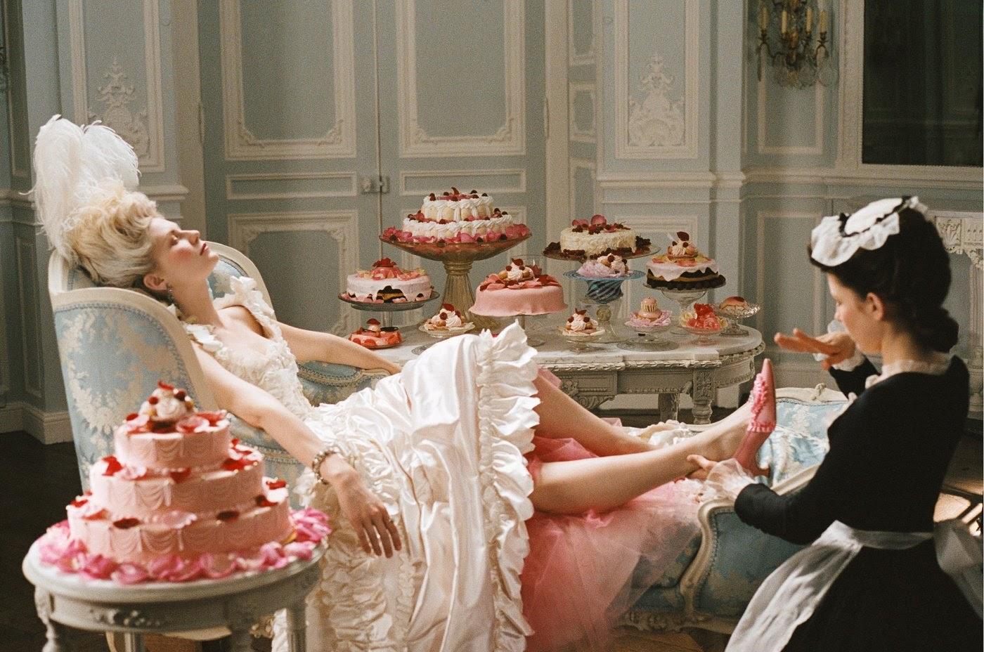 Картинки по запросу мария антуанетта фильм пирожные
