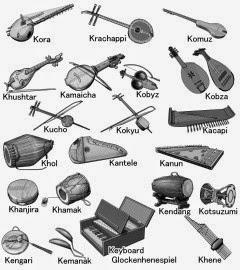 Kacapi - Kucho