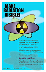 Make Radiation Visible Poster