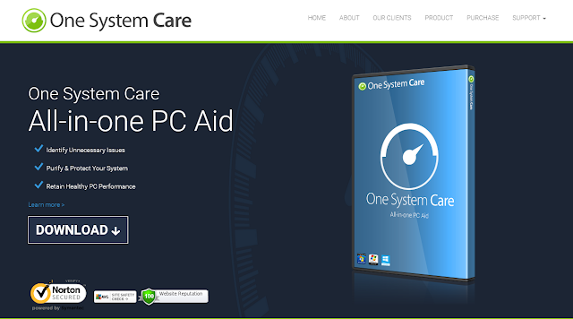 One System Care virus