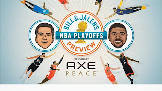 NBA Playoff Preview von Bill Simmons und Jalen Rose