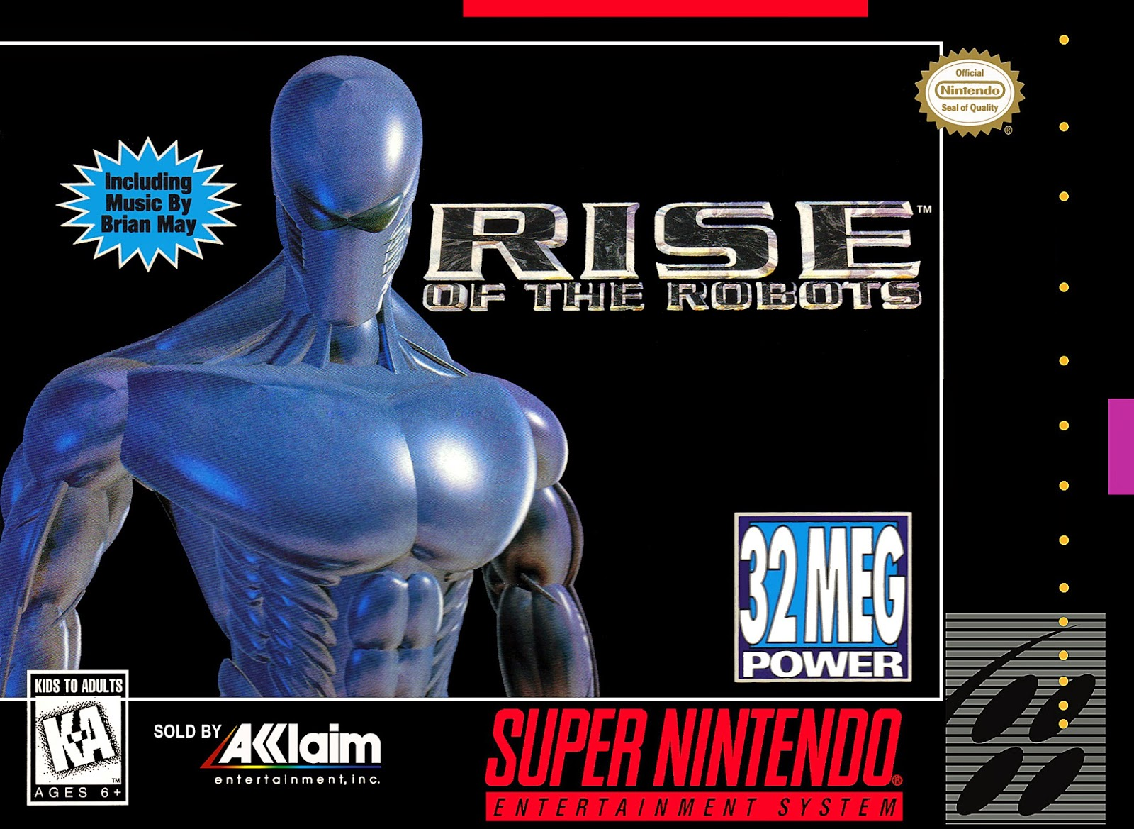 rise of the robots snes game rom