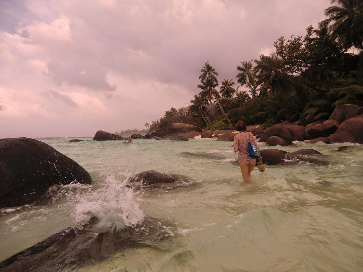 Seychelles-Water